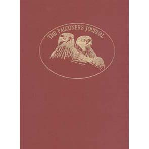Western Sporting: The Falconer's Journal - A valuable book for every