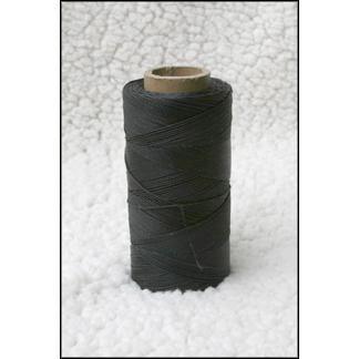 Western Sporting: Brown or Black Waxed Thread - 1/4 lb Tube